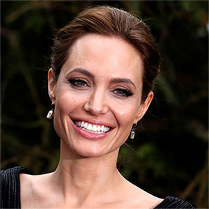 Angelina Jolie - A famous mother