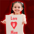 Personalized Greeting Cards for Mom