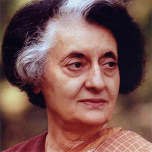 Indira Gandhi - A famous mother