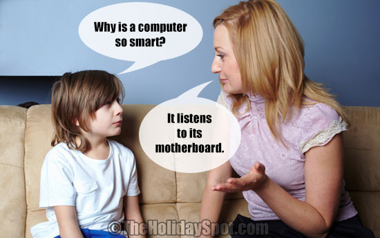 Mother's Day Funny Jokes and Humors