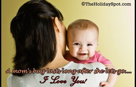 Mother's Day quotes: Love you mom