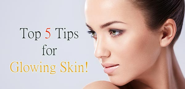 how to naturally keep clear skin