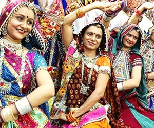 Navratri customs