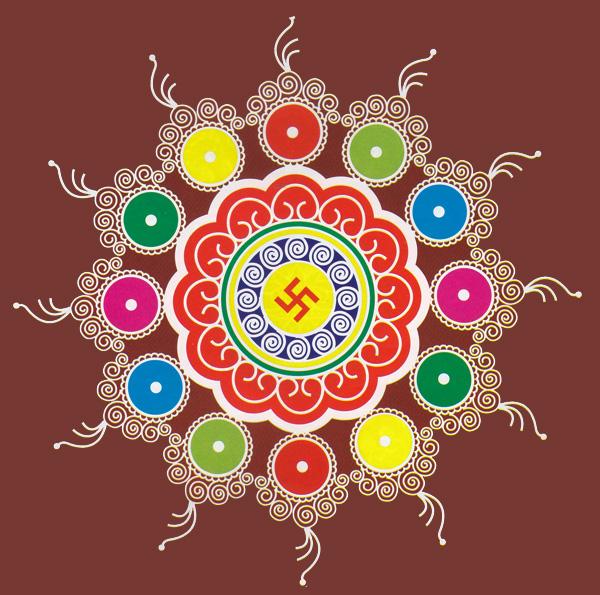 Rangoli Design image