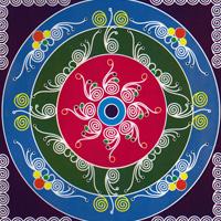 Craft Ideas Navratri on Rangoli Designs For Navratri