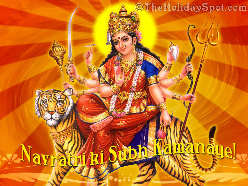 Navratri Wallpapers And Background Images For Mobiles Tablet PC