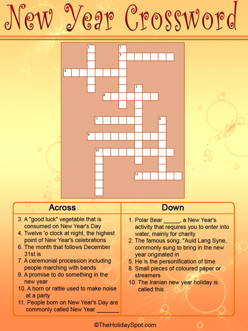 Online dating site crossword clue