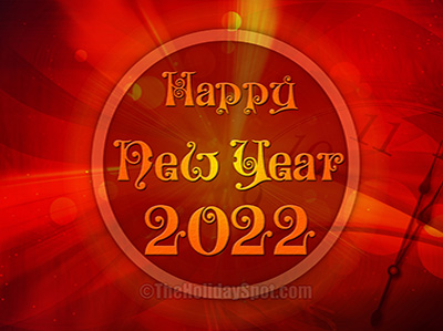 happy new year screensaver download