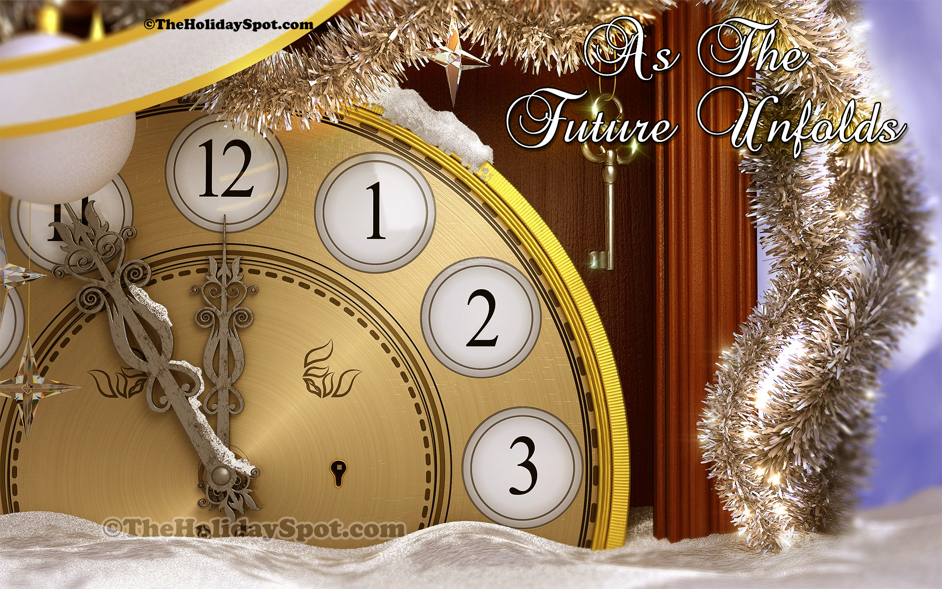 new year wallpaper of new year count down