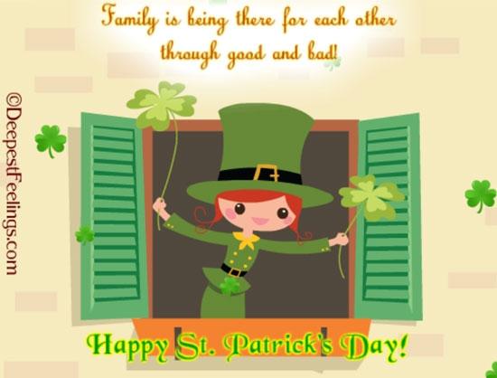 St patricks day greeting cards happy st patricks day animated card m4hsunfo