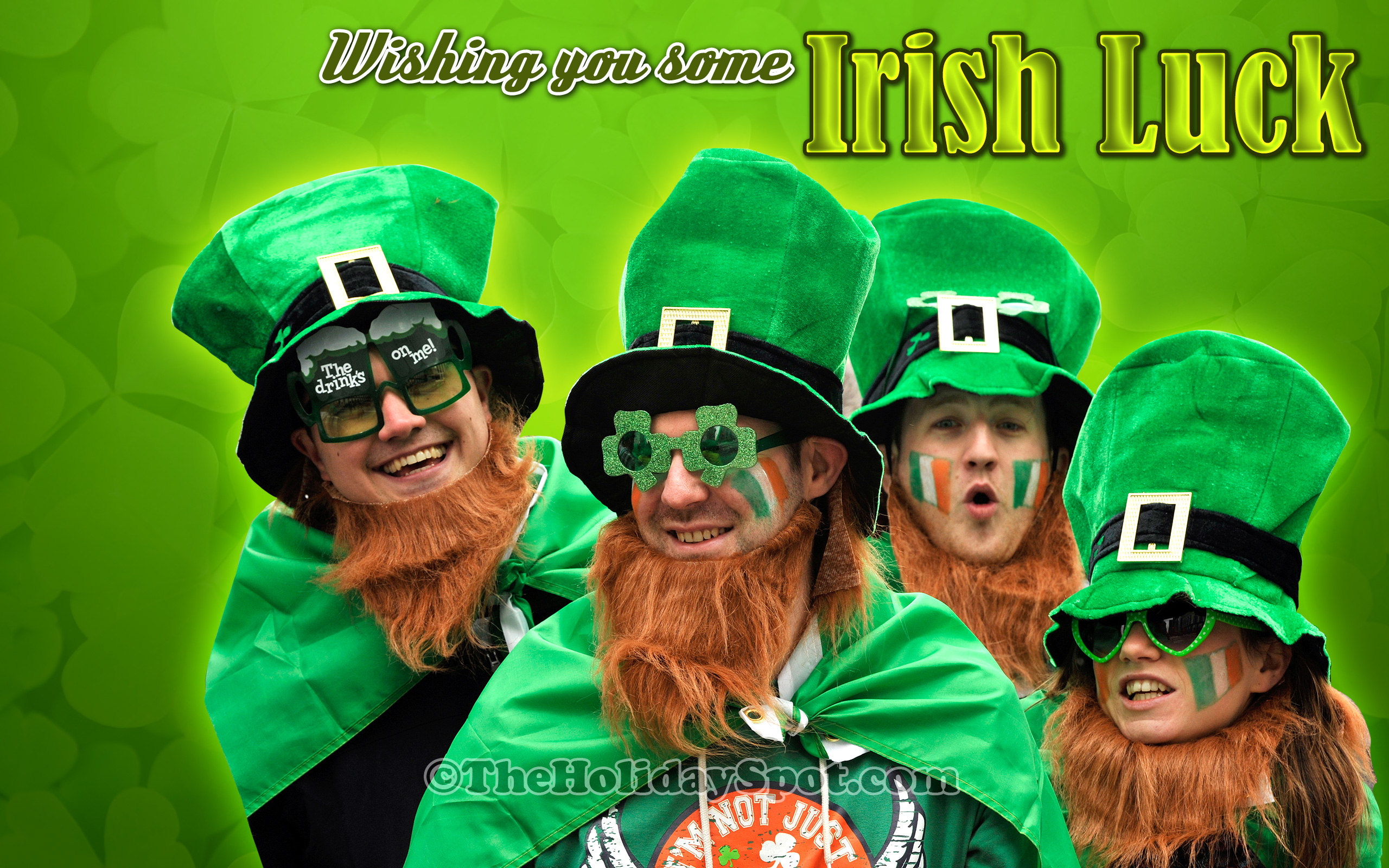 St Patrick S Day Wallpapers Free Irish Wallpaper Background
