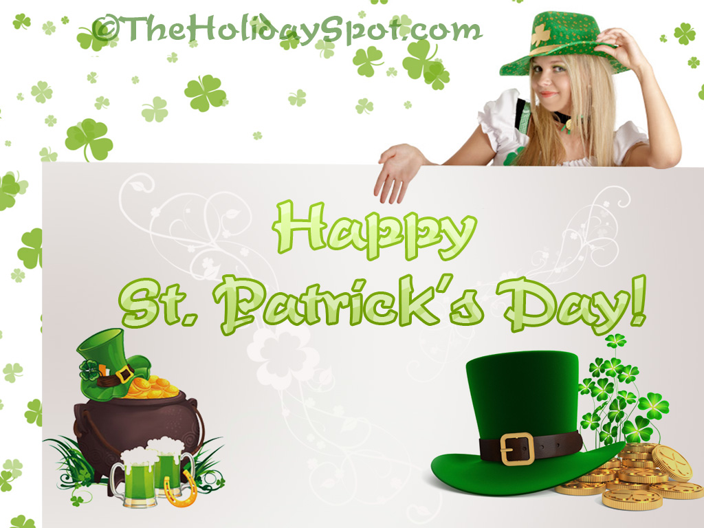 St Patrick S Day Wallpapers And Backgrounds