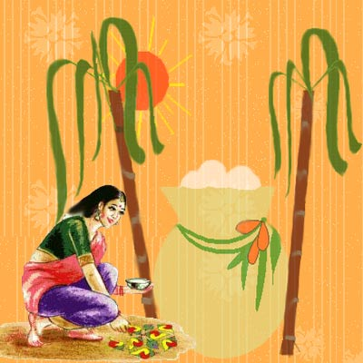 Wallpapers Of Pongal Festival. pongal