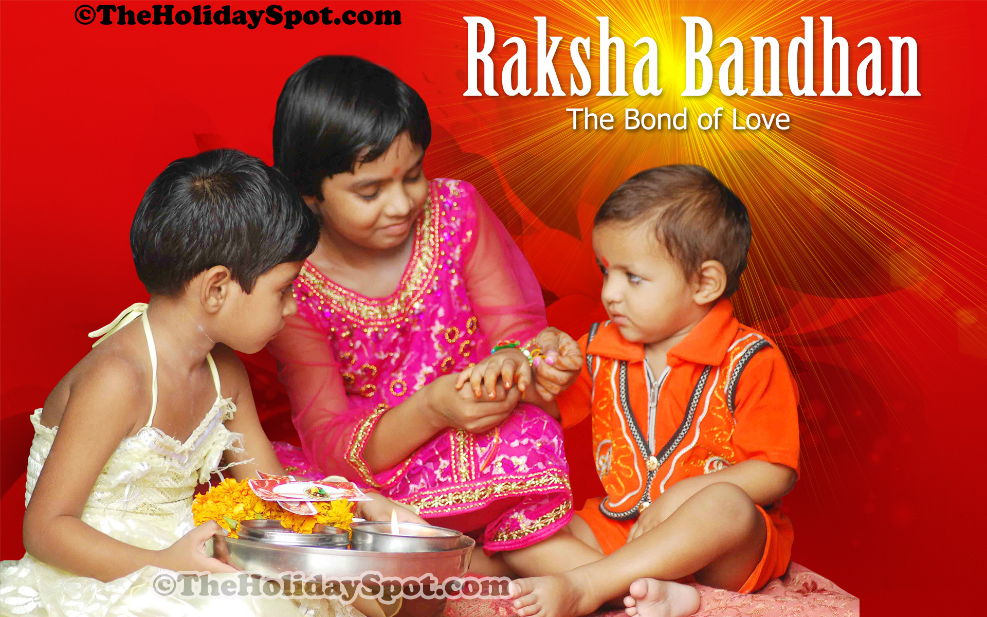 Love Wallpapers For Brother : Rakhi Wallpapers