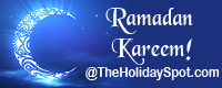 Ramadan at TheHolidaySpot
