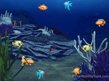 3d Underwater Screensavers