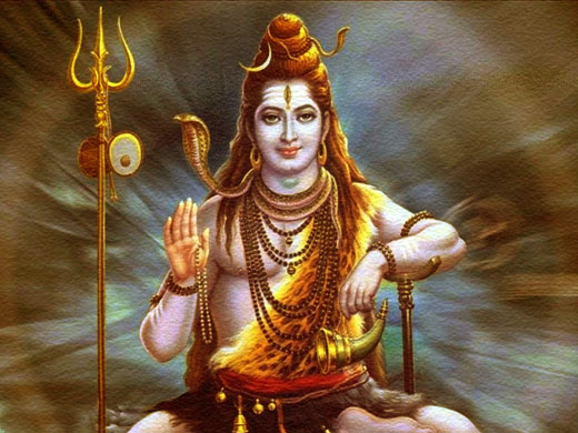 The attributes of lord shiva lord shiva with his symbolized attributes voltagebd Gallery