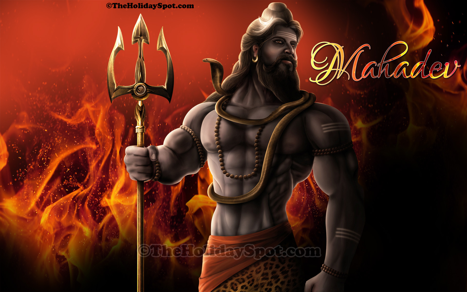 Related Keywords & Suggestions for Mahadev Wallpaper