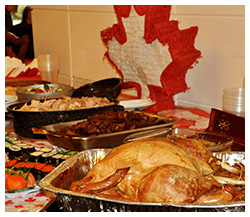 canadian thanksgiving vegetarian