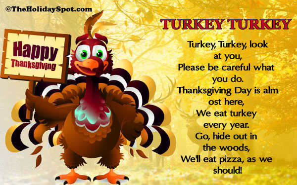 Thanksgiving Poems | Short Poems on Thanksgiving | Best ...