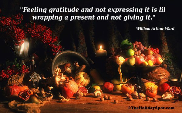 Thanksgiving Quotes Best Thanksgiving Quotes And Wishes