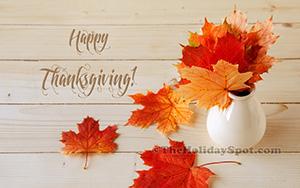 HD Happy Thanksgiving wallpaper