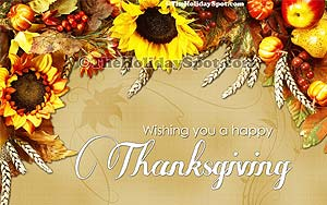 HD Thanksgiving background