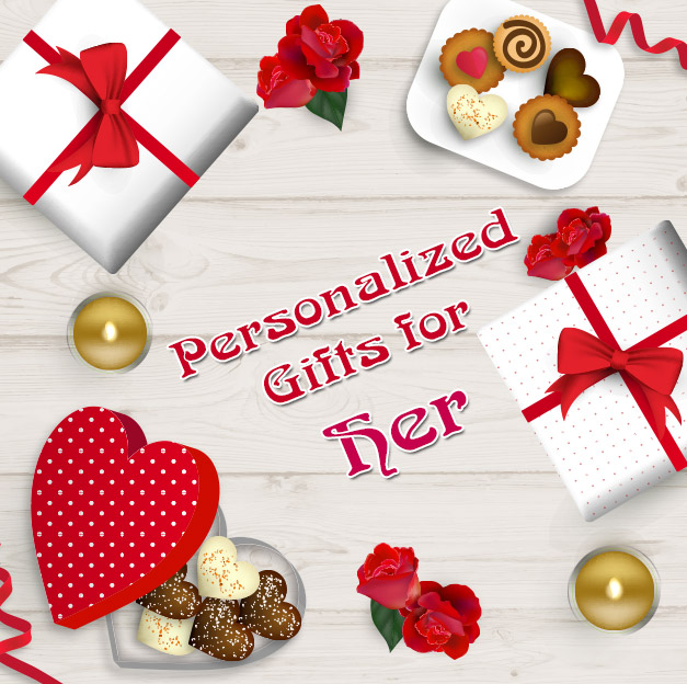 Valentine 39 s day gifts for her gifts for women for Valentine gifts for ladies