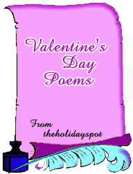 Valentine S Day Poem For Him And Her Love Poem For Valentine S Day