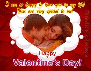 Valentines day greeting cards love cards valentines day card for special one m4hsunfo