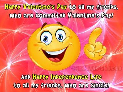 Romantic Jokes card