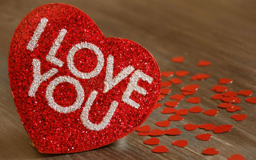 Image result for i love you valentines day