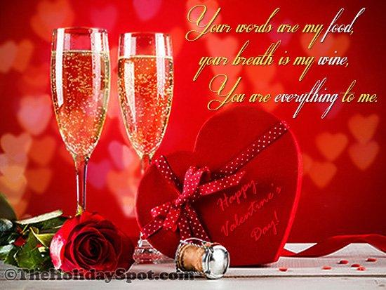 Valentine Card for WhatsApp