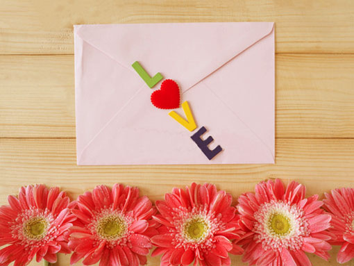 how to make a love letter
