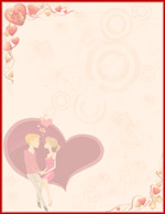 Background 11  Love Letter Template For Him