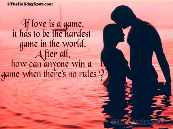 Poems romance