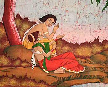 play analysis shakuntala kalidasa 8 shakuntala is the mother of emperor bharata and the wife of dushyanta   somewhat pre destined or falls as a curse and therefore, the characters do not.