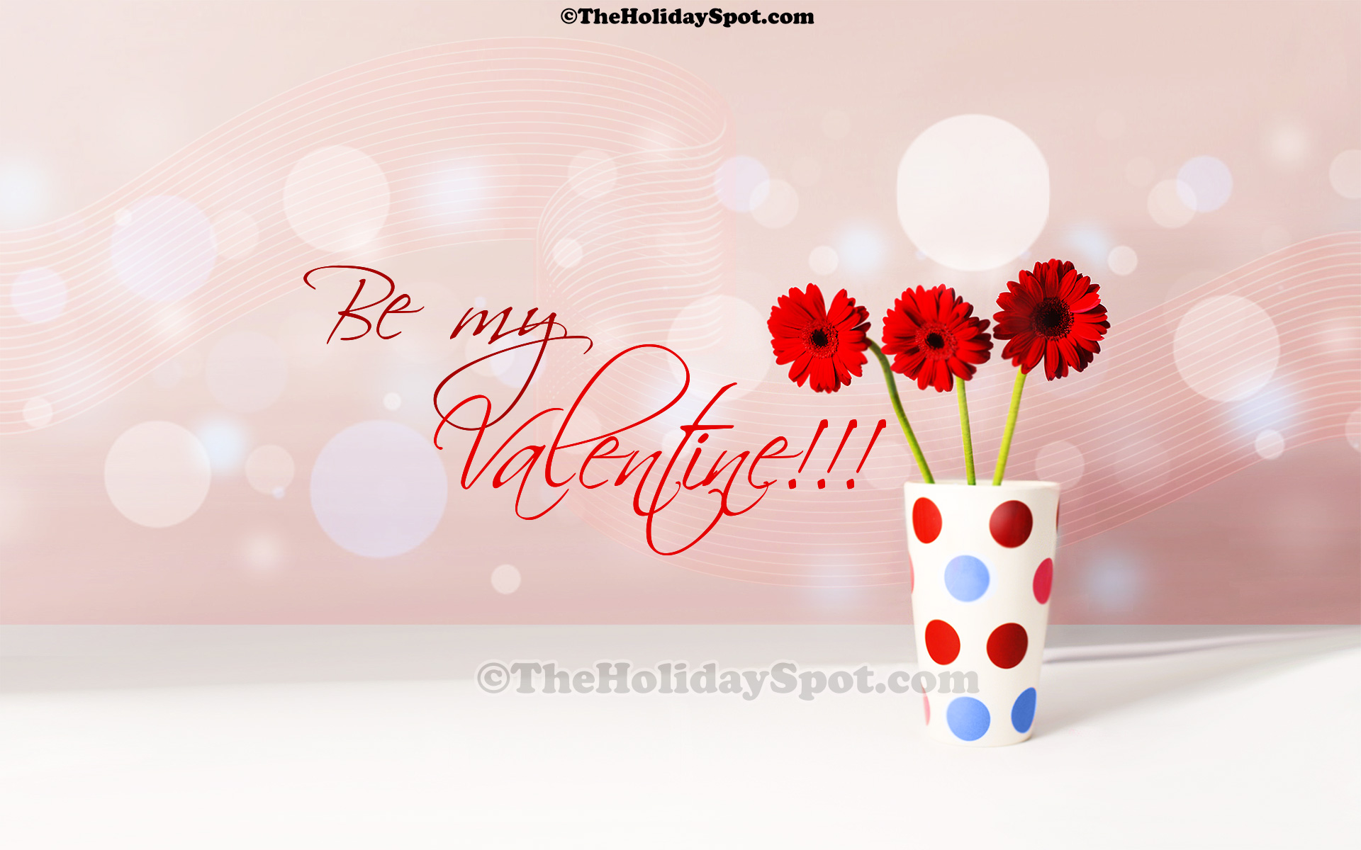 valentines day wallpapers, Beautiful flower