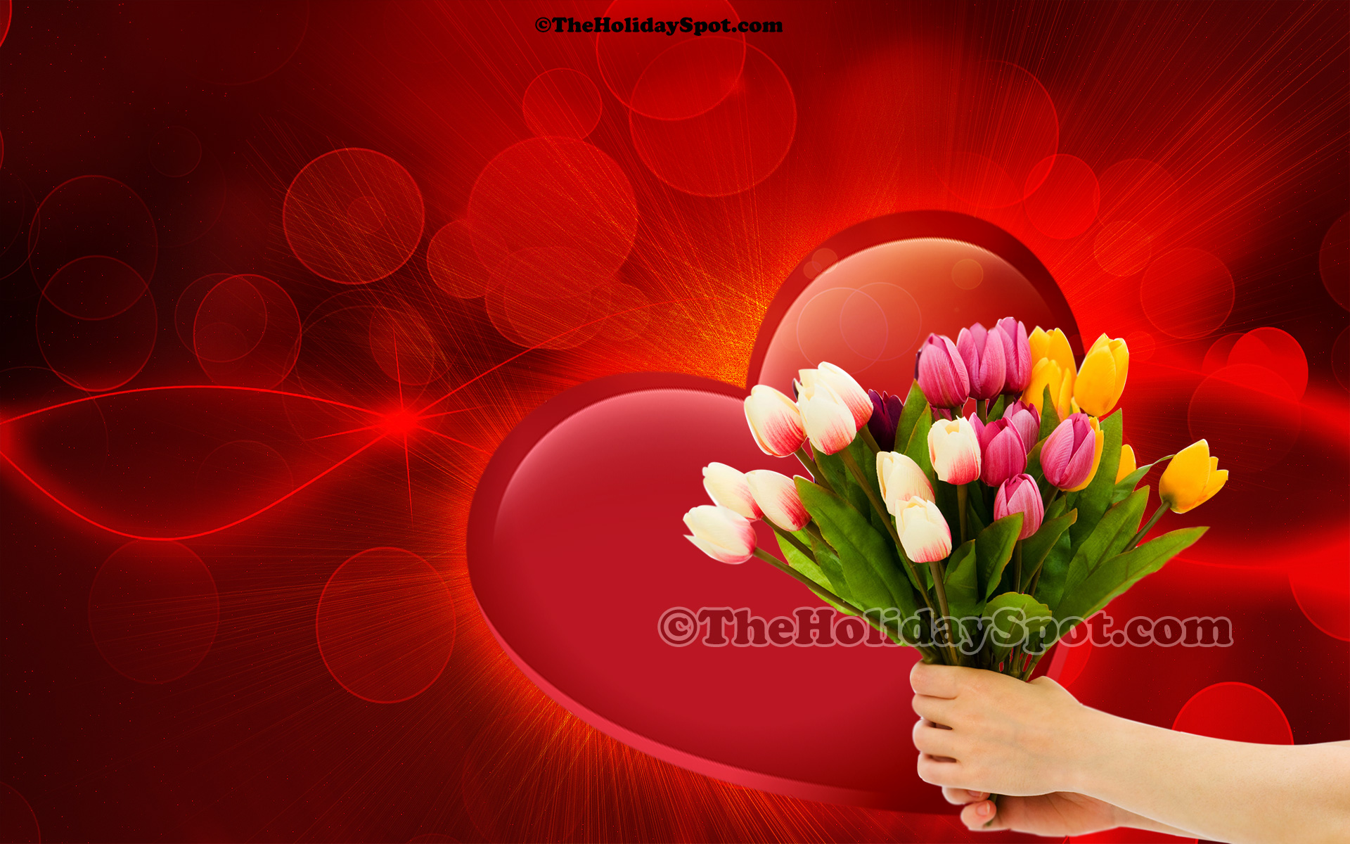 Valentine s day wallpaper valentines day holidays 69 for Love theme images