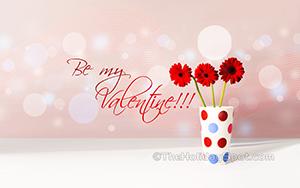 Außergewöhnlich Valentine Wallpaper   Be My Valenine