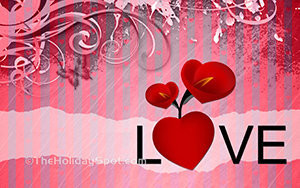 High Definition Valentine Day Wallpaper Of A Couple Walking Together.