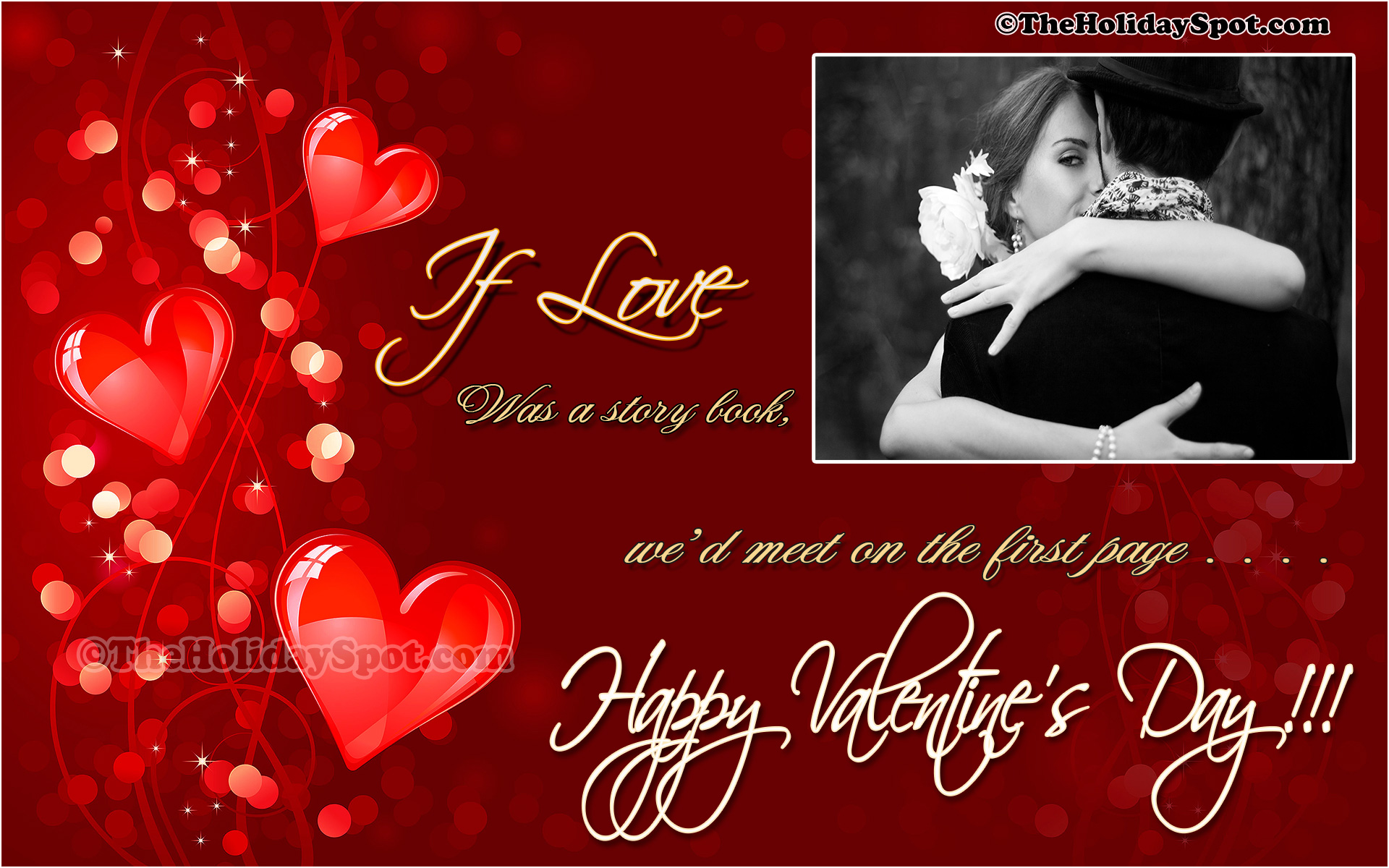 Love Wallpapers Valentine Day : 77 Valentines Day Wallpapers