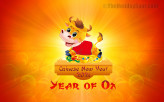 Chinese New Year 2021 - Year of Ox