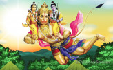Hanuman - The Devotee of …