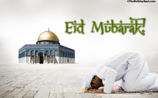 Eid Mubarak Wallpaper Wallpapers From Theholidayspot