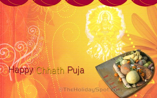 Chhath Puja 03 Wallpapers From Theholidayspot