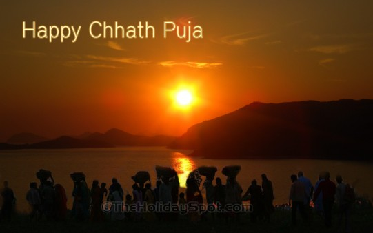 Chhath Puja 04 Wallpapers From Theholidayspot
