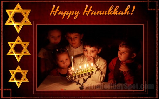 Hanukkah - 04 - Wallpapers From TheHolidaySpot