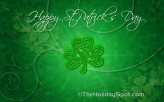 Shamrock Wallpaper