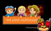 We Love Hotdog